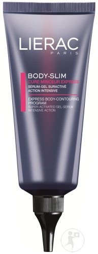 Lierac Body-Slim Express Kur Aktivierendes Gel-Serum Mit Intensiv-Wirkung Tube 100ml