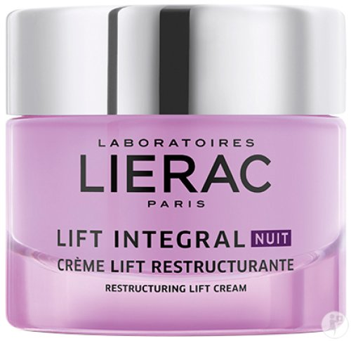 Lierac Lift Integral Aufbauende Lifting-Creme Nacht Tiegel 50ml