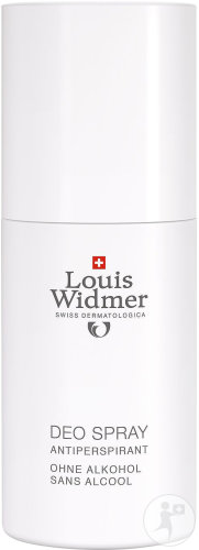Louis Widmer Deo Spray Antiperspirant Ohne Parfum 75ml