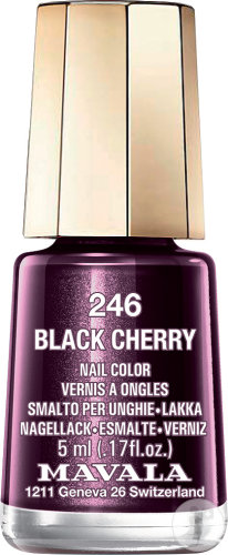 Mavala Vao Mystic Kollektion Black Cherry 5ml