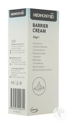 Medihoney Barrier Cream Schutzcreme Tube 50g