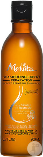 Melvita Capillaires Experts Reparierendes Expert-Shampoo Flakon 200ml