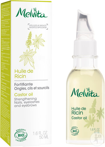 Melvita Castor Oil Duo 2x50ml