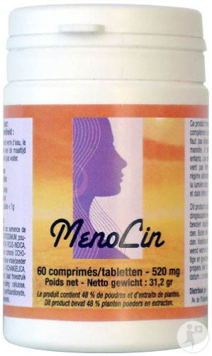 Menolin Pot 60 Tabletten