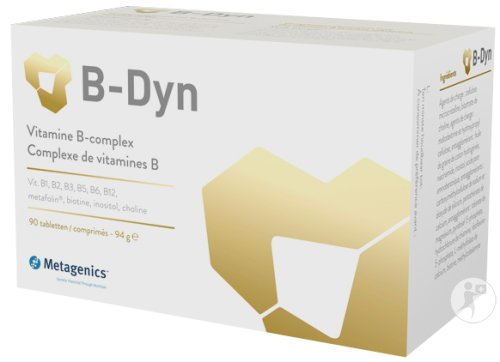 Metagenics B-Dyn Vitamin B-Complex 90 Tabletten (21455)