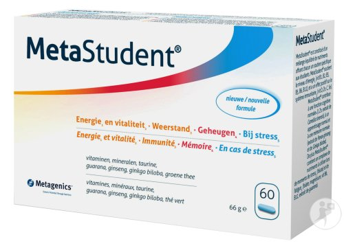Metagenics MetaStudent 60 Tabletten