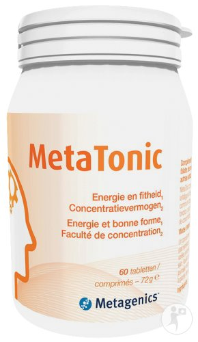 Metagenics MetaTonic 60 Tabletten
