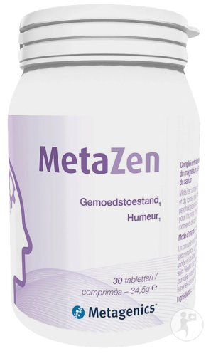 Metagenics MetaZen 30 Tabletten