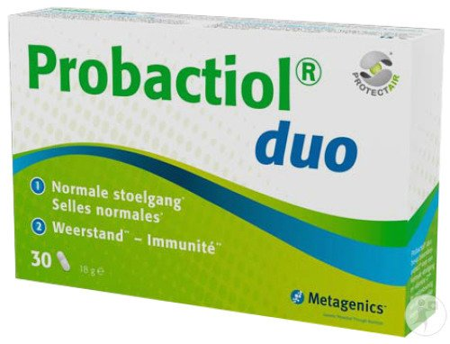 Metagenics Probactiol Duo 30 Kapseln