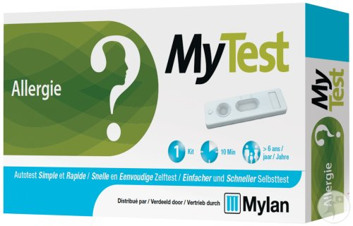 Mylan MyTest Allergie Selbsttest 1 Kit