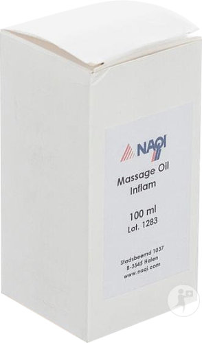 Naqi Massage Oil Aktive Spray 100ml