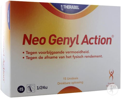 Neo Genyl Aktion Unica 15 Dosen X 10ml