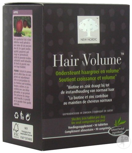 New Nordic Hair Volume 90 Tabletten
