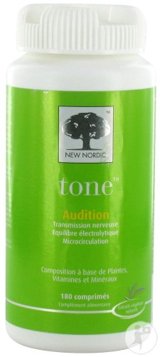New Nordic Tone/Ton 180 Tabletten