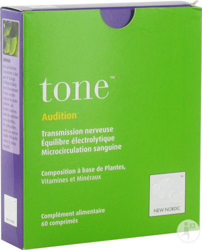 New Nordic Tone/Ton 60 Tabletten