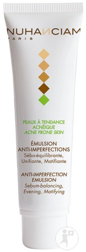 Nuhanciam Emulsion Anti-Imperfektionen Zu Aknee Neigende Haut Tube 30ml