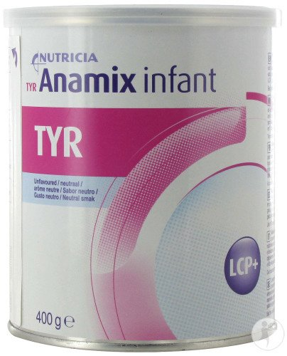 Nutricia Anamix Infant TYR Pulver 400g