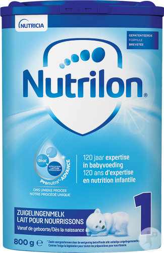 Nutrilon 1 Baby Anfangsmilch Pulver 800g