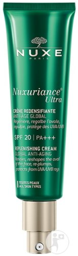 Nuxe Nuxuriance Ultra Anti-Aging-Creme SPF20 PA+++ Pumptube 50ml