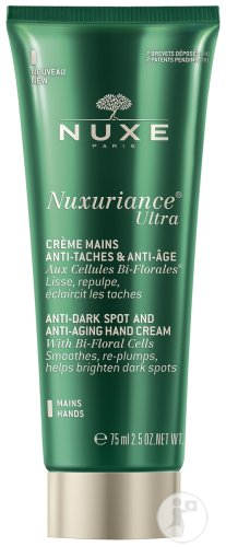 Nuxe Nuxuriance Ultra Anti-Aging Handcreme Gegen Pigmentflecken Tube 75ml