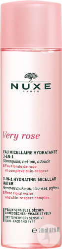 Nuxe Very Rose Micellair Water Hydra 3in1 Ps 200ml