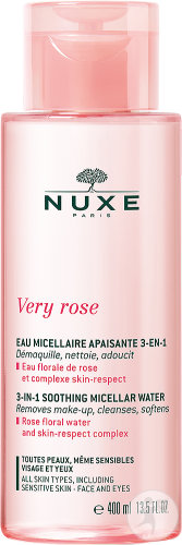 Nuxe Very Rose Micellair Water Kalm. 3in1 Pn 400ml