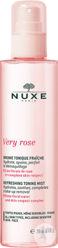 Nuxe Very Rose Tonic Nevel Spray 200ml