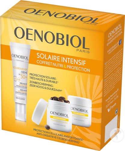 Oenobiol Kit Solaire Intensif Nutri-Protection