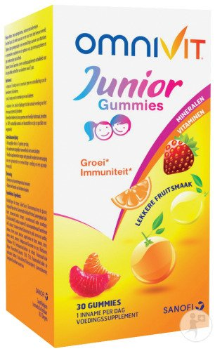Omnivit Junior 30 Gummies