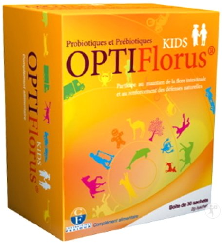 Optiflorus Kindertasche 30x2g
