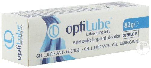 Optilube Gleitgel Steril Tube 82g