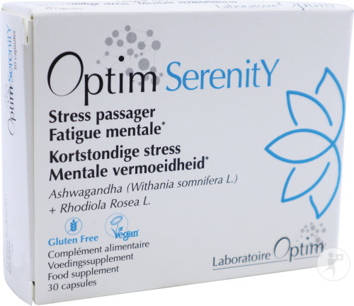 Optim Serenity Caps 30