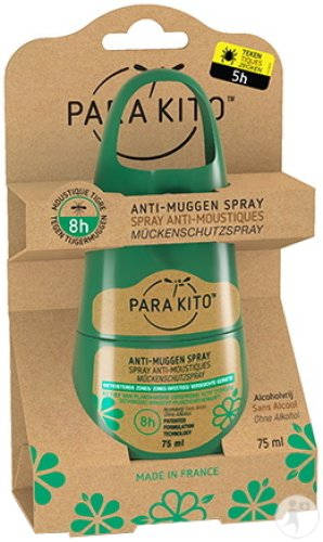 Para'Kito Anti-Mücken-Spray Flakon 75 ml