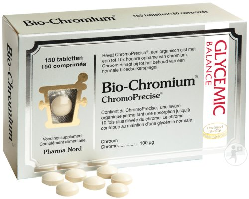 Pharma Nord BioActive-Chrom ChromoPrecise 150 Dragees