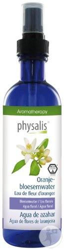 Physalis Aromatheraphy Orangenblütenwasser Bio Pumpspray 200ml