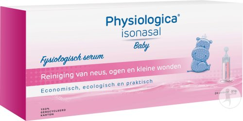 Physiologica Isonasal 24x10ml