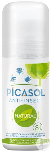 Picasol Anti-Insect Natural Roll-On 50ml