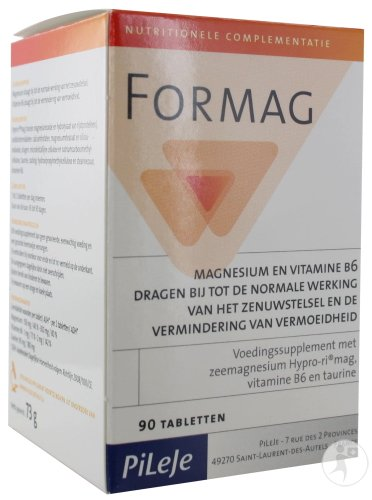 PiLeJe Formag Tabletten 90x816mg