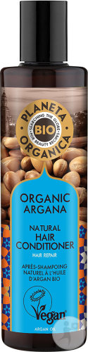 Planeta Organica Conditionner Argan Bio 280ml