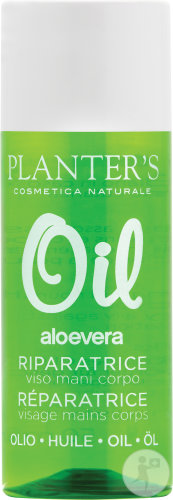 Planter's Aloe Vera Oil  50ml