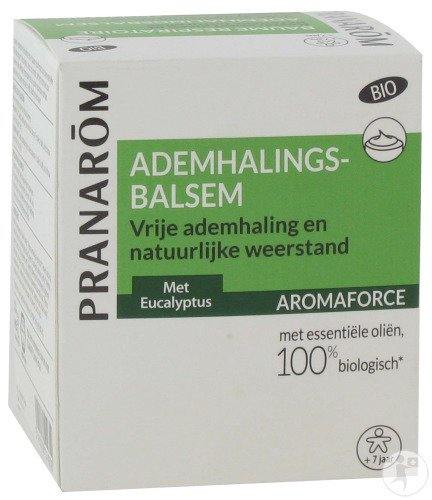 Pranarôm Aromaforce Brustbalsam 80ml