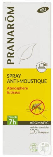 Pranarôm Aromapic Anti-Mücken Spray 100ml