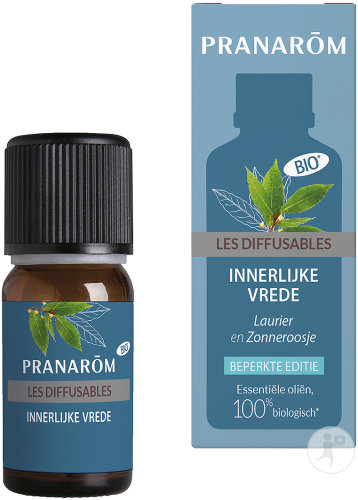 Pranarom Inner Peace Bio 10 ml Limited Edition