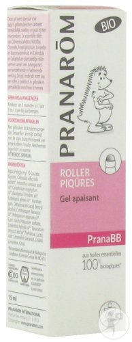 Pranarôm Roll'On Insektenstiche PranaBB Bio 15ml