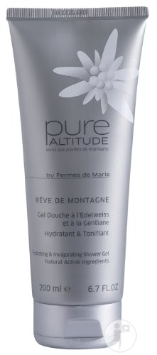 Pure Altitude Douchegel Reve Montagne Tube 200ml