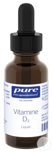 Pure Encapsulations Vitamin D3 Liquid 22,5ml