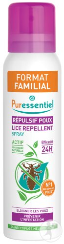 Puressentiel Anti-Läuse Spray 200ml