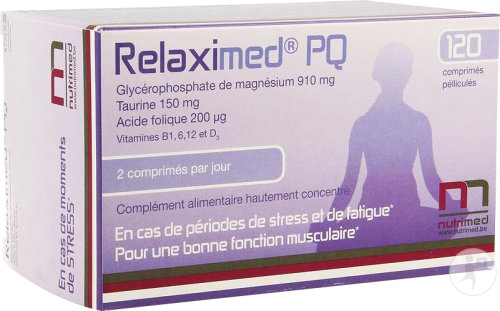 Relaximed Pq Comp 120