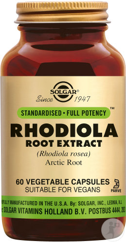 Rhodiola Root Extract V-caps 60