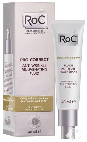 RoC Pro-Correct Anti-Falten Regenerierendes Fluid Tube 40ml
